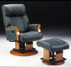 Avantglide Reclining Swiveling Gliders Los Angeles And